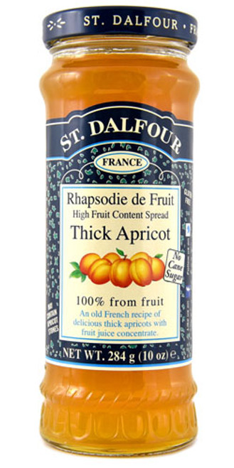 St Dalfour Thick Apricot 284g