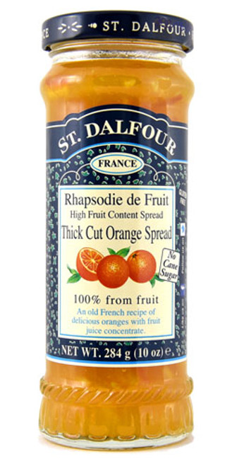 St Dalfour Thick Cut Orange 284g