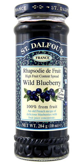 St Dalfour Wild Blueberry 284g