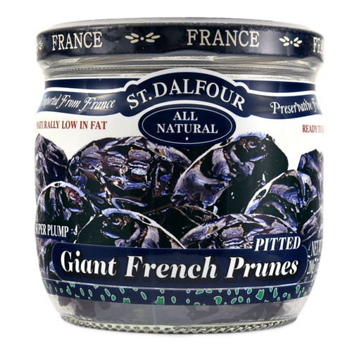 St Dalfour Semi Dried - Pitted Prunes 200g