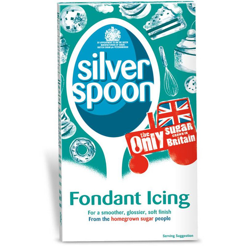 Silver Spoon Fondant Icing 500g