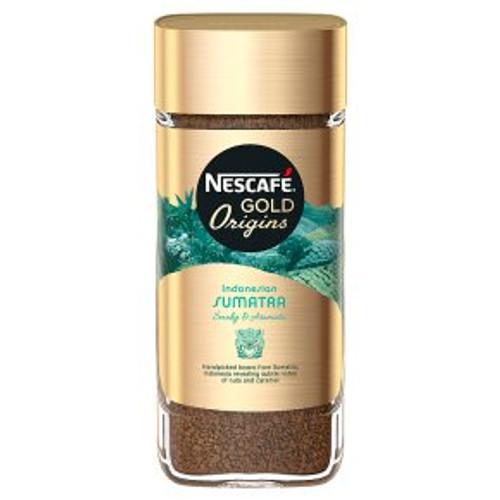 Nescafe Gold Origins Indonesian Sumatra 100g