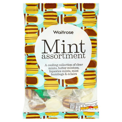 Waitrose Mint Assortment 225g