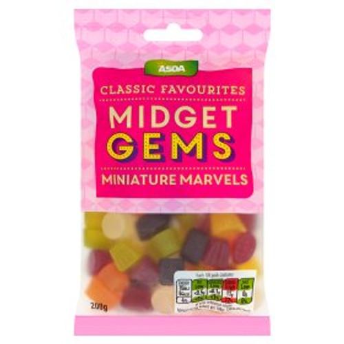 Asda Midget Gems
