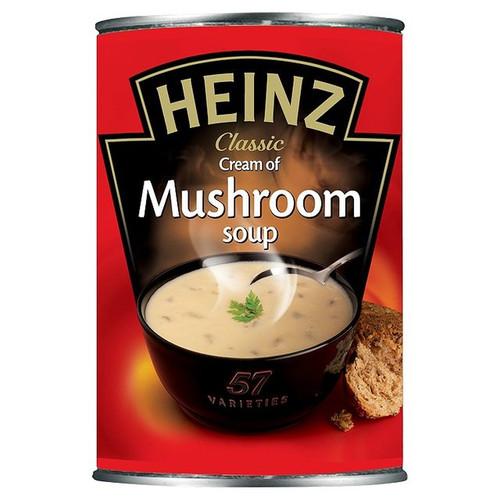 Heinz Mushroom Soup