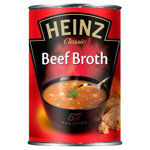 Heinz Beef Broth 400g