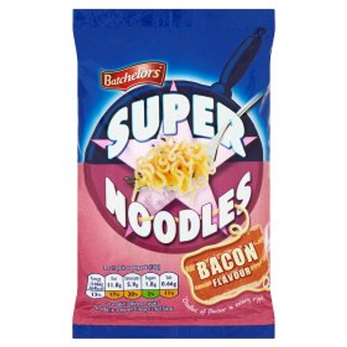 Batchelors Bacon Flavoured Super Noodles
