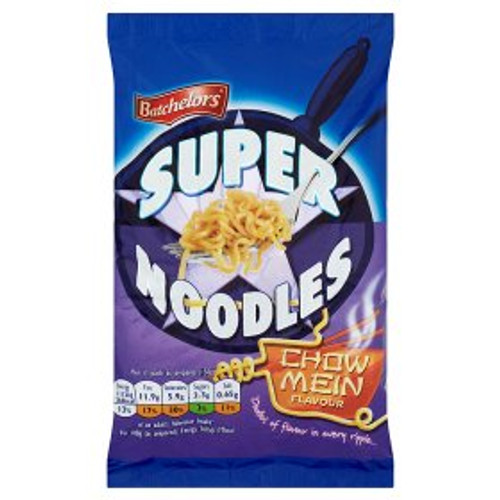 Super Noodles Chinese Chow Mein  Flavour 100g