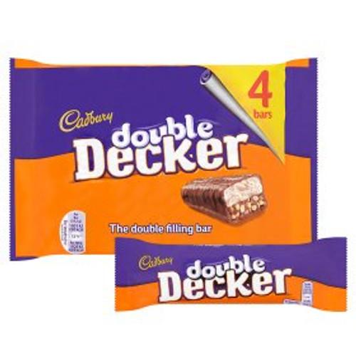 Cadbury Double Decker  4 x55g Bars