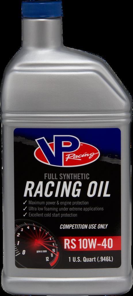 VP Racing Oil RS 10W-40