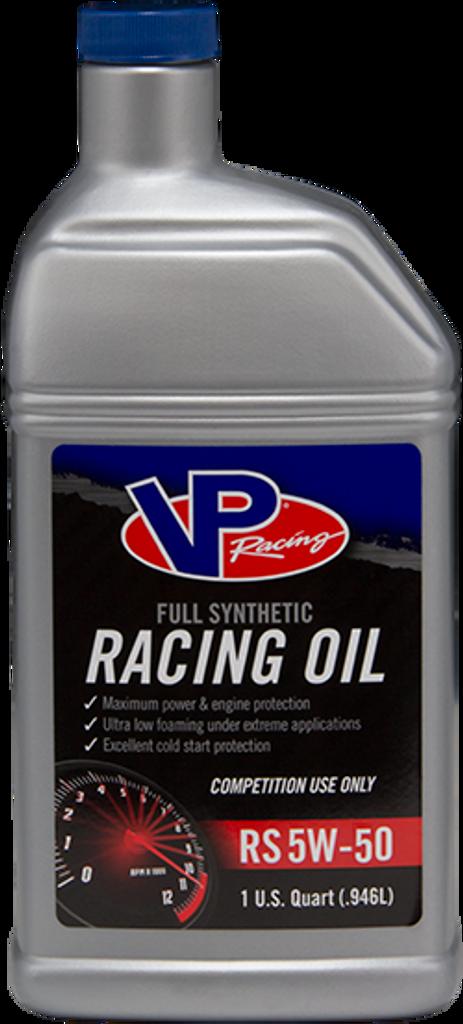 VP Racing Oil RS 5W-50