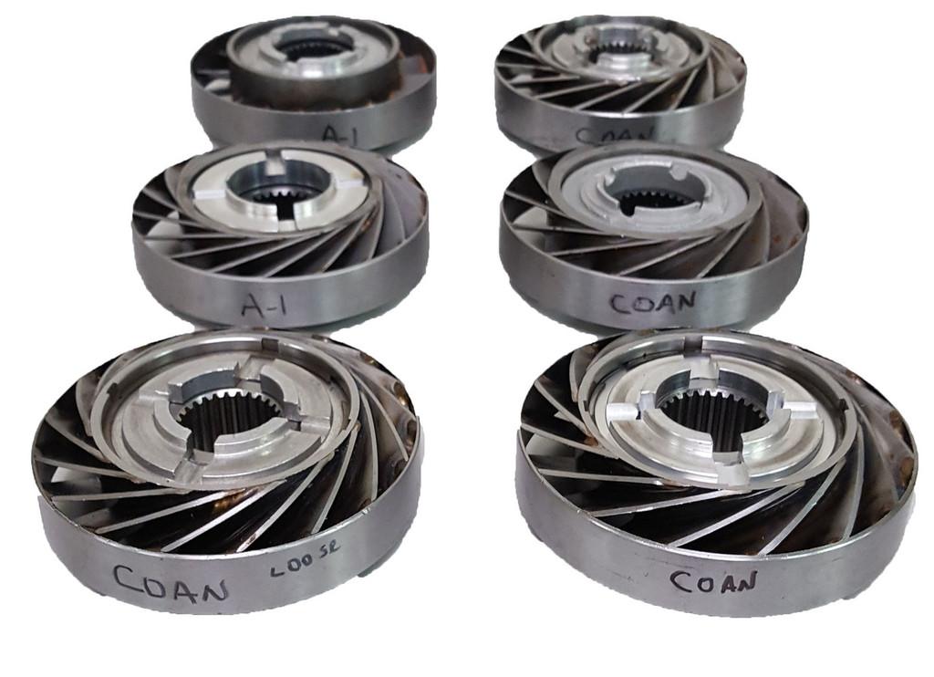 Used Steel Stators