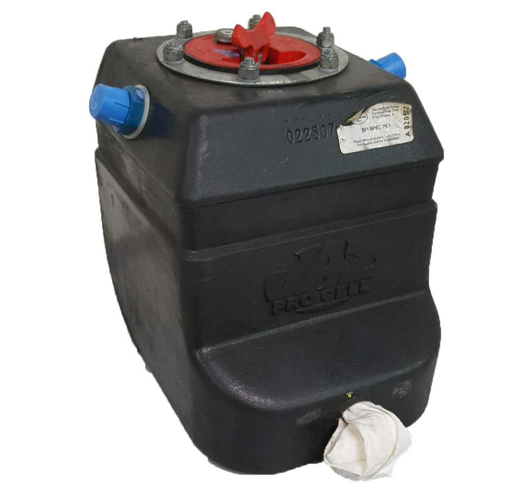 Jaz Good Used One Gallon Fuel Cell