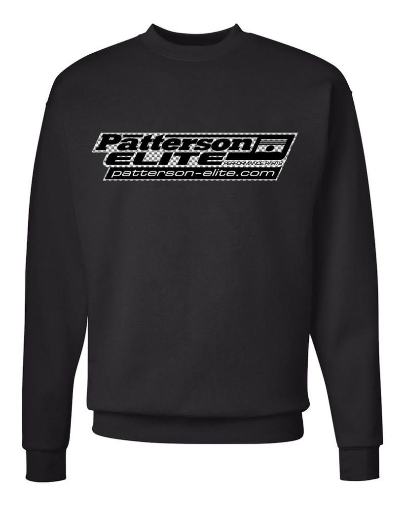 Patterson Elite Carbon Fiber Logo Sweatshirt