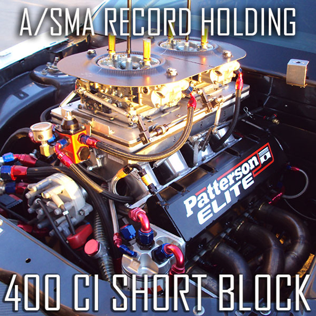 400 CI Record Holding Short Block