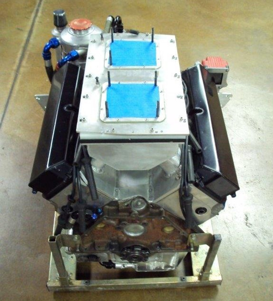 500ci Book Pro Stock Engine