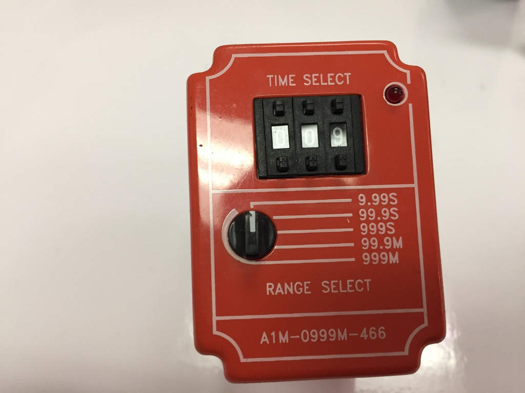 Used .01-10 sec HD Delay Timer