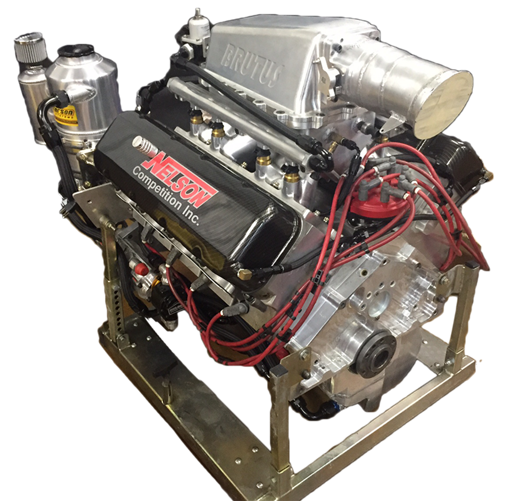 Hord/Nelson Competition Procharged 375 ci Engine