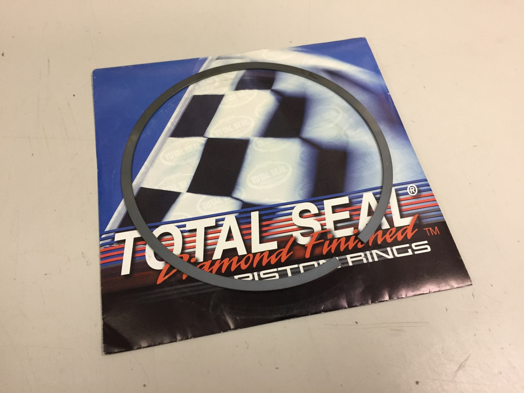 New Total Seal Diamond Finished  .0415 x .155 Top Rings - Set of 8