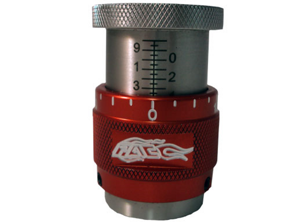 PAC Installed Height Mic Gage Standard 1.800 to 2.600