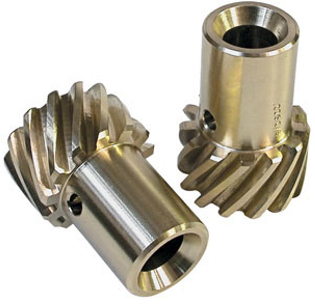 MSD Bronze Distributor Gear 8471