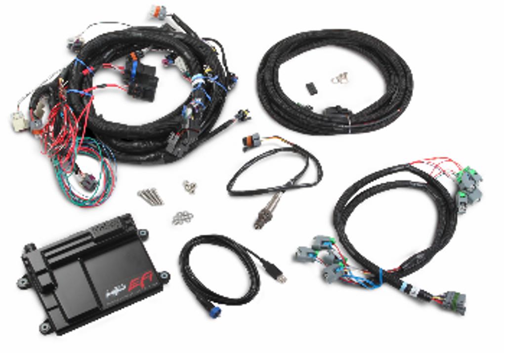 HP EFI ECU & Harness Kits LS2 & LS7 550-603
