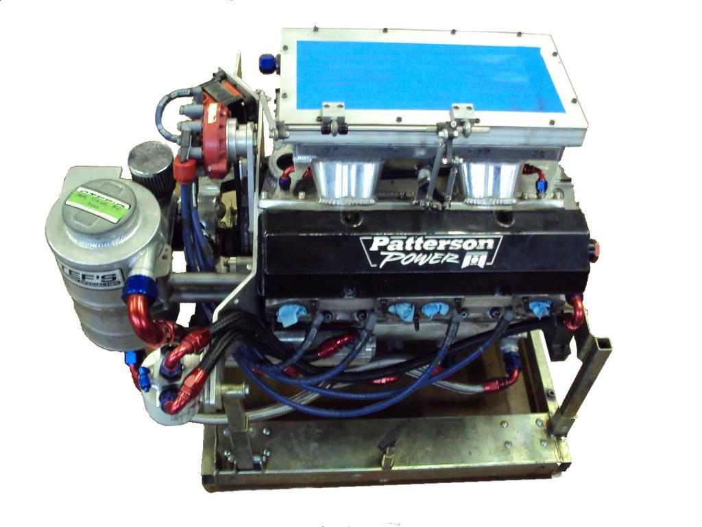 334 c.i. GM Patterson Elite Engine