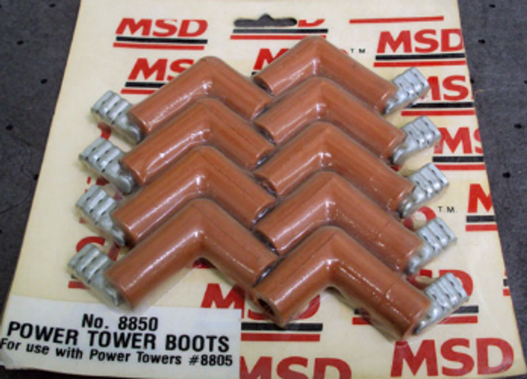 MSD Power Tower Boots 8850