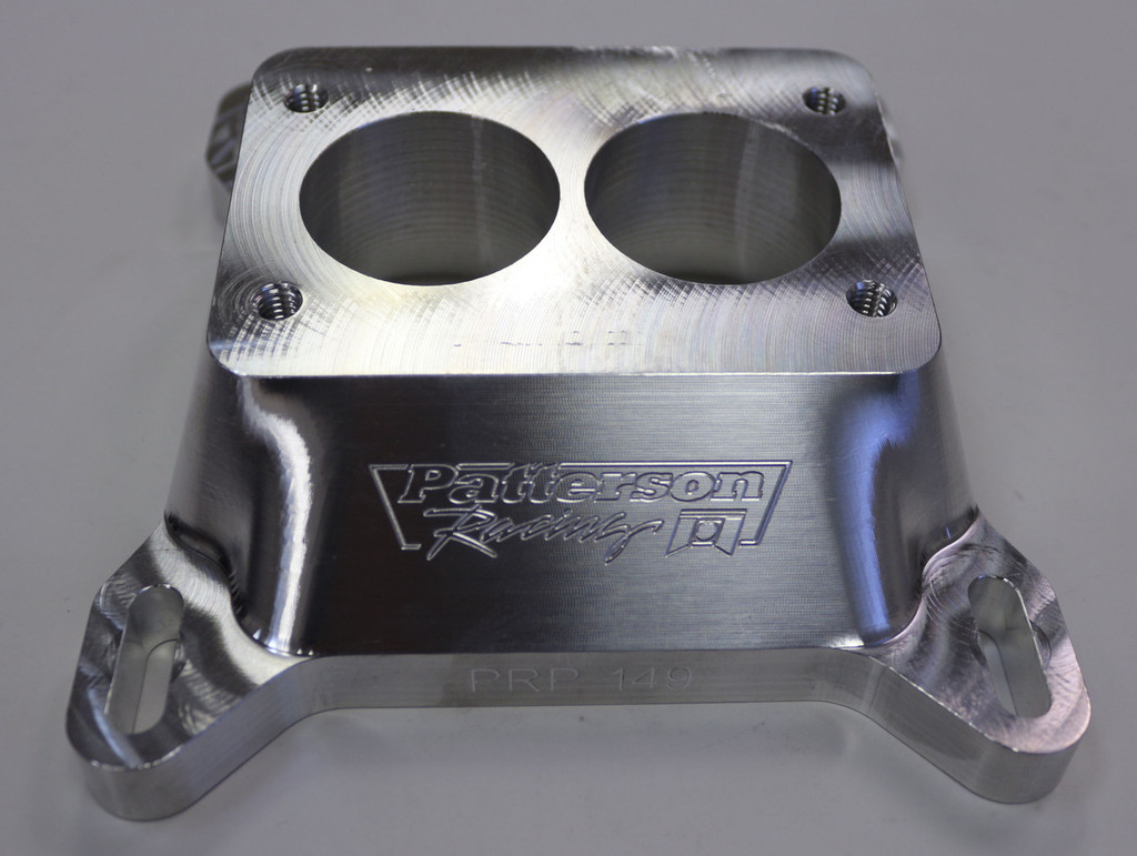 """1.5"""" Carb Spacer for use with 2GC two barrel carburetors"""
