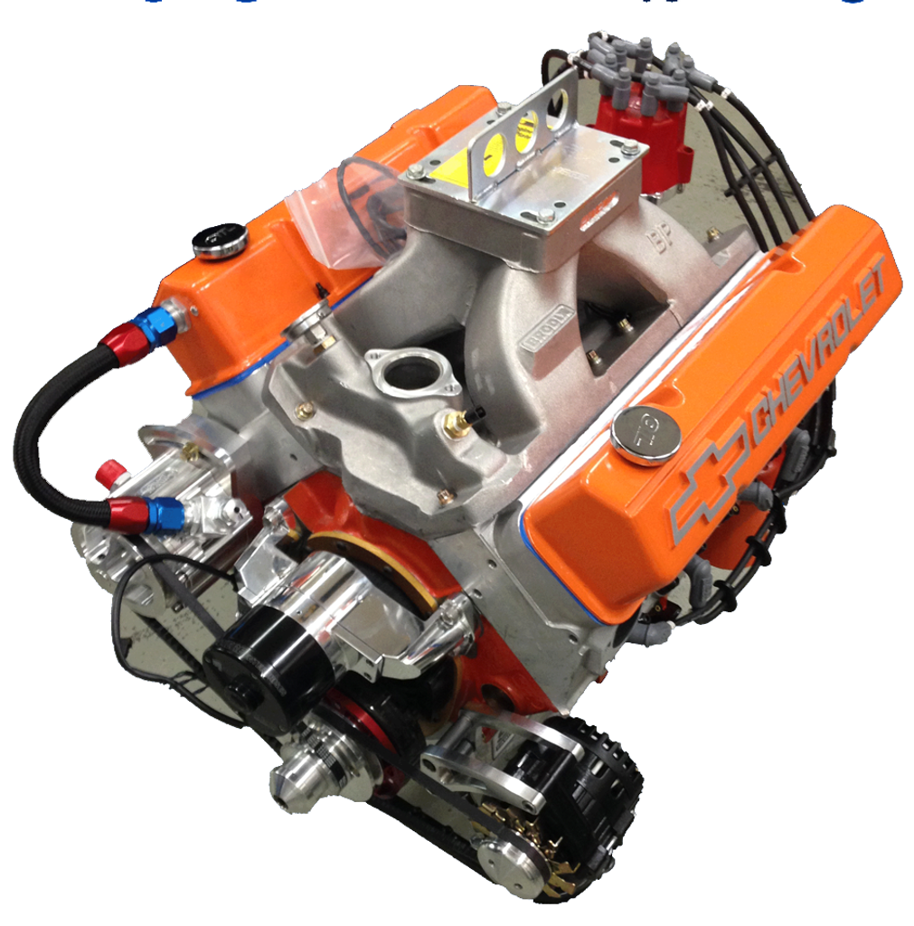 408 13° Small Block Engines