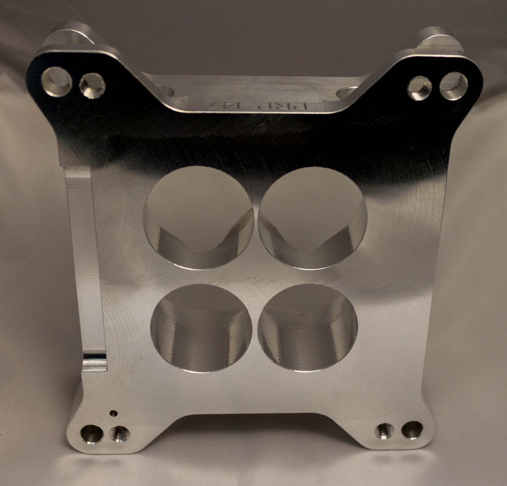 """2"""" Tapered 4GC 390 CFM Carb Spacer"""