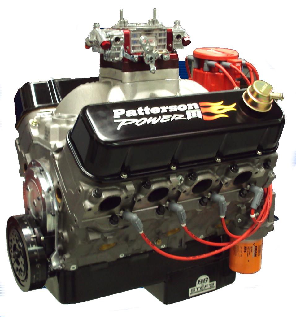 496 Chevy Big Block Engine