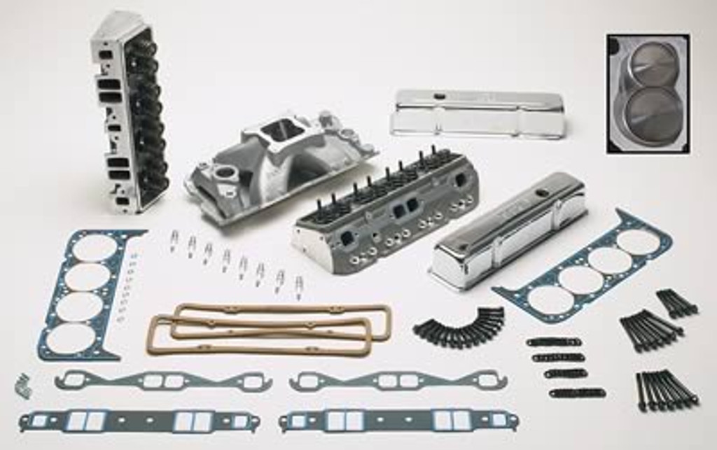 Dart Pro 1 Aluminum Top-End Kits for Chevy 01211002