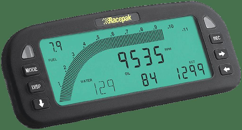 Racepak Ultradash Extreme Replay 250-DS-UDXRP