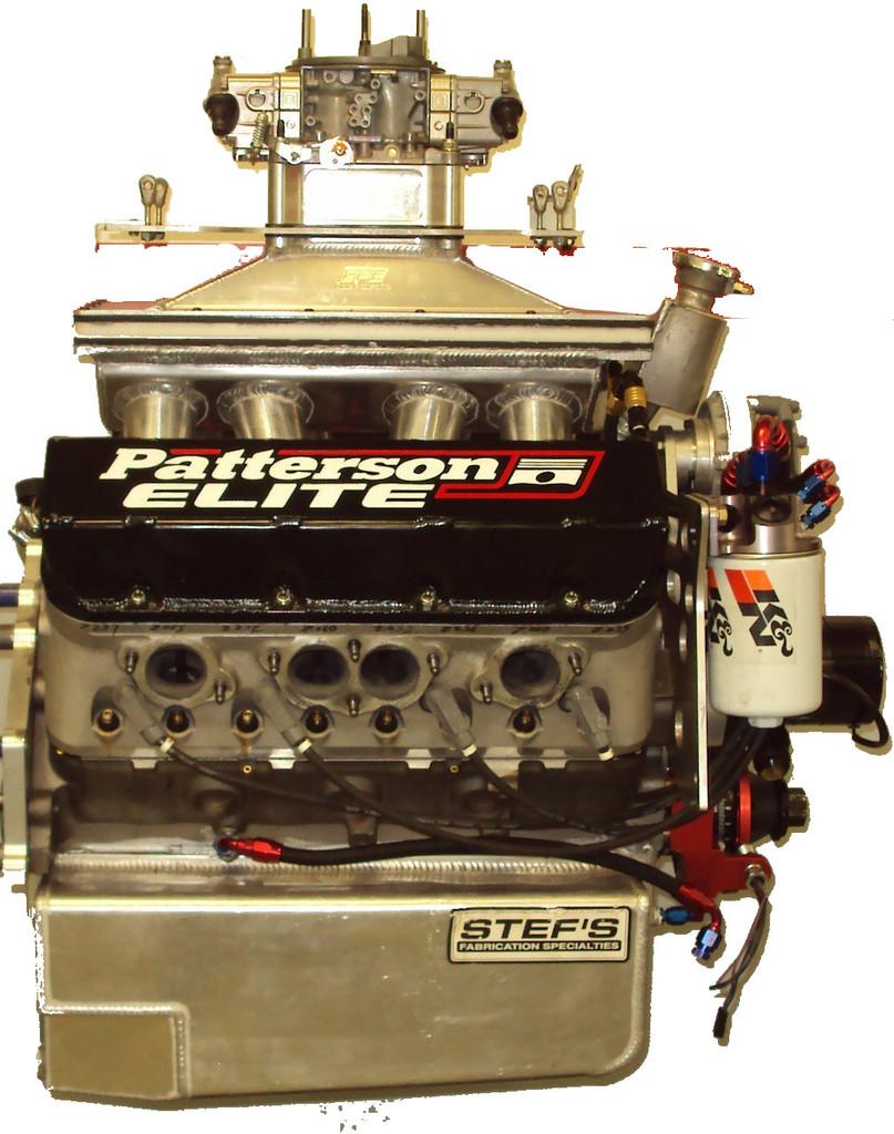 SB-2 Comp Eliminator Engine