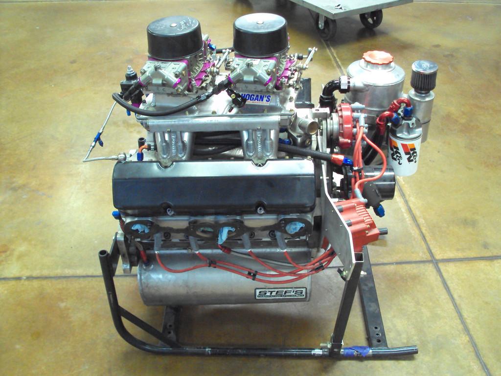 SBC 269ci PANELLA ENGINE