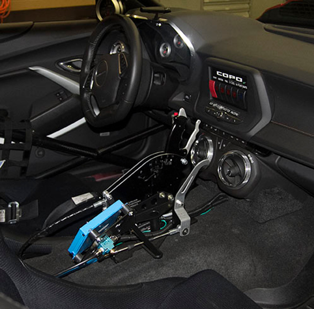 COPO Camaro PPP Shifter and ACD Box Mounting Bracket