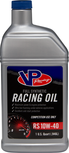 VP Racing Oil RS 10W-40