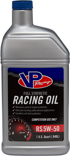 VP Racing Oil RS 5W-50