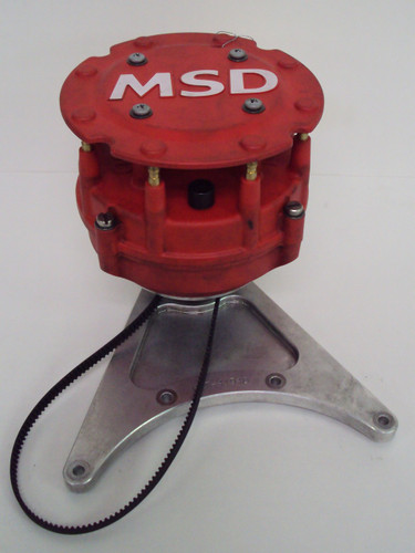 Good Used MSD BBC Front Mount Distributor