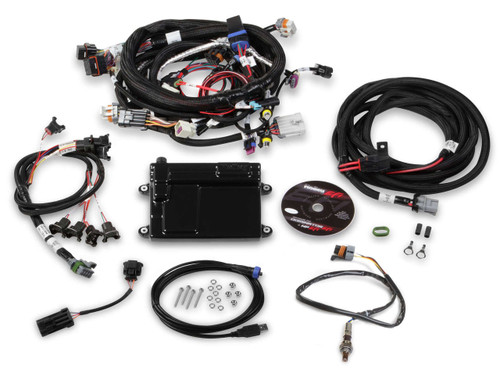 Holley HP EFI ECU & Harness Kit 550-607N