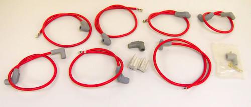 MSD 8.5mm Super Conductor Spark Plug Wire Partial Set