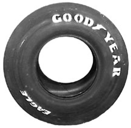 Pair Goodyear 2556 Eagle Dragway Special Slicks
