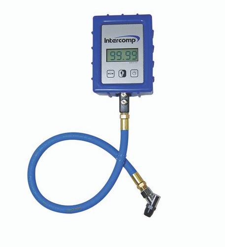 Intercomp 99.99 psi Digital Air Pressure Gauge