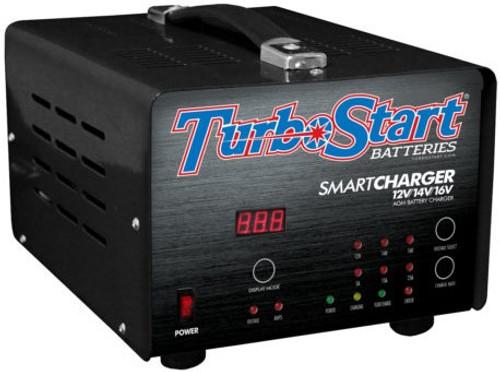 TurboStart 110V Multi-Stage 12V/14V/16V Charger