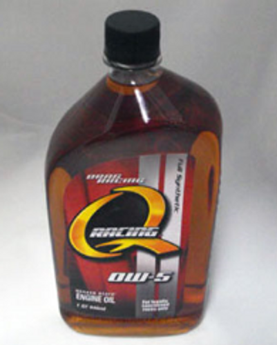 Q Racing Oil - Full Synthetic