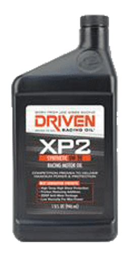Driven XP2 Oil Case