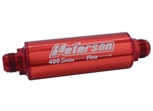 Peterson Inline Oil Filter 09-0457
