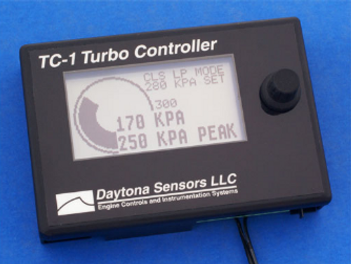 Daytona Sensors TC-1 Turbo Controller & Vehicle Data Logger 118001