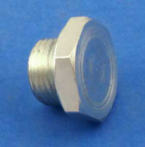 Daytona Sensors Stainless Steel Hex Socket Plug 115008